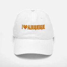 I Love Albuquerque Baseball Baseball Cap