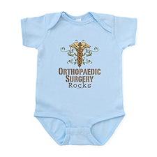 Orthopaedic Surgery Rocks Infant Bodysuit