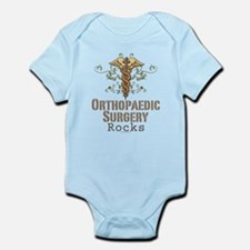 Orthopaedic Surgery Rocks Infant Bodysuit