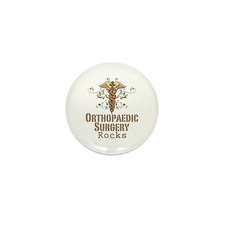 Orthopaedic Surgery Rocks Mini Button (10 pack)