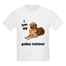 Golden Retriever Lover T-Shirt