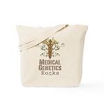 Medical Genetics Rocks Tote Bag