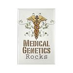 Medical Genetics Rocks Rectangle Magnet (100 pack)
