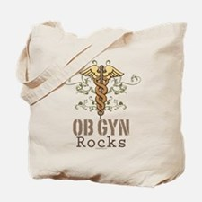 OB GYN Rocks Tote Bag