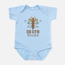 OB GYN Rocks Infant Bodysuit