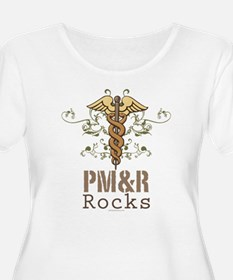 PM and R Rocks T-Shirt
