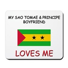My Sao Tomae & Principe Boyfriend Loves Me Mousepa