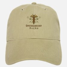 Ophthalmology Rocks Baseball Baseball Cap