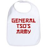 GENERAL TSO'S ARMY Bib