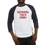 GENERAL TSO'S ARMY Baseball Jersey
