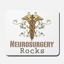 Neurosurgery Rocks Mousepad