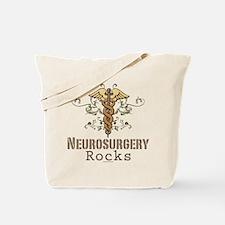 Neurosurgery Rocks Tote Bag
