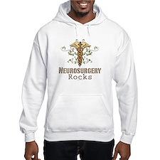 Neurosurgery Rocks Hoodie