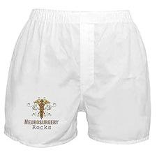 Neurosurgery Rocks Boxer Shorts