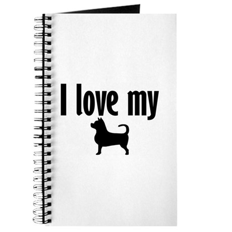 Love My Chi (Large) Journal