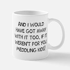 And Meddling Kids Mug