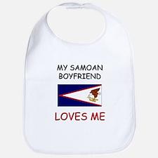 My Samoan Boyfriend Loves Me Bib