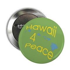 Hawaii 4 Peace activist button