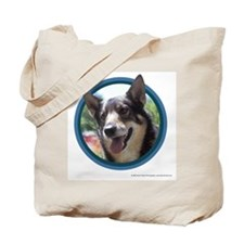 Vallhund Art Tote Bag