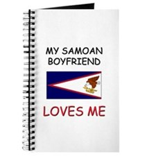My Samoan Boyfriend Loves Me Journal