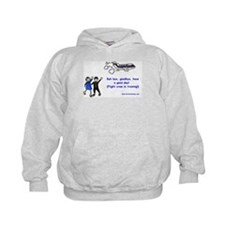 Unique Airplane for kids Hoodie
