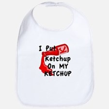 Ketchup Lovers Bib