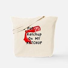 Ketchup Lovers Tote Bag
