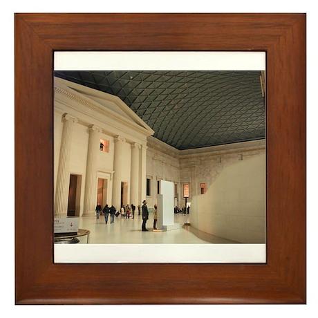 British Museum, London Framed Tile