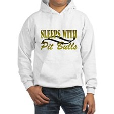 Sleeps with Pit Bulls Jumper Hoody