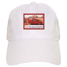 """1954 Nash Ad"" Baseball Cap"