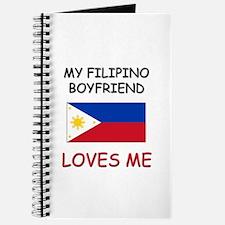 My Pitcairn Islander Boyfriend Loves Me Journal