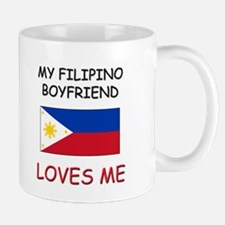 My Filipino Boyfriend Loves Me Mug
