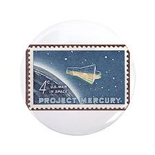 "Project Mercury 3.5"" Button"