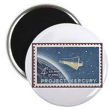 "Project Mercury 2.25"" Magnet (10 pack)"