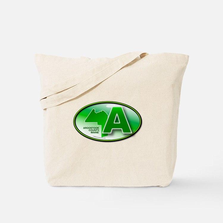 Cute Aroostook Tote Bag