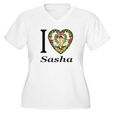 I (Heart) Sasha T-Shirt