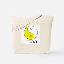 Hapa Yin-Yang Tote Bag