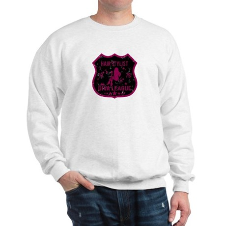 Hair Stylist Diva League Sweatshirt