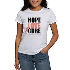 Hope Endometrial Cancer Tee