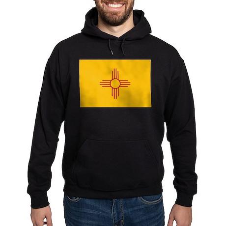 New Mexico State Flag Hoodie (dark)