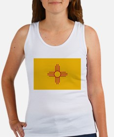 New Mexico State Flag Women's Tank Top