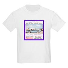 """1956 Rambler Ad"" T-Shirt"