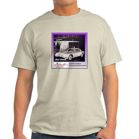"""1962 Avanti Ad"" Light T-Shirt"