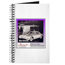 """1962 Avanti Ad"" Journal"