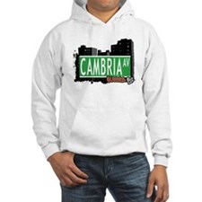 CAMBRIA AVENUE, QUEENS, NYC Hoodie