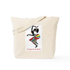 Antigua & Barbuda Tote Bag