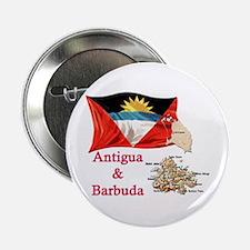 Antigua & Barbuda Button