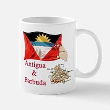 Antigua & Barbuda Mug
