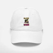 Blitz The Ratbirds Baseball Baseball Cap