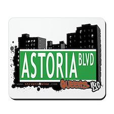 ASTORIA BOULEVARD, QUEEN, NYC Mousepad